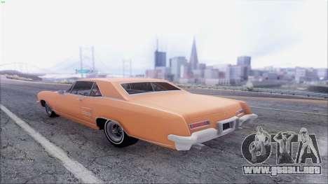 Buick Riviera 1963 para GTA San Andreas left