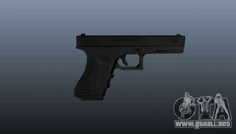 Pistola ametralladora Glock 18 para GTA 4 tercera pantalla