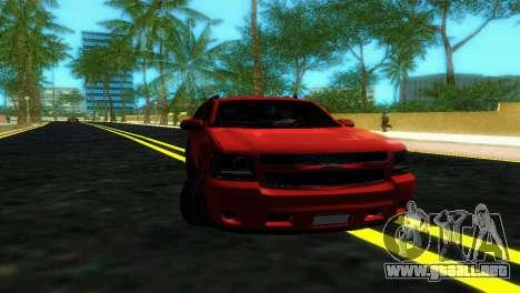 Nuevas carreteras Starfish Island para GTA Vice City segunda pantalla