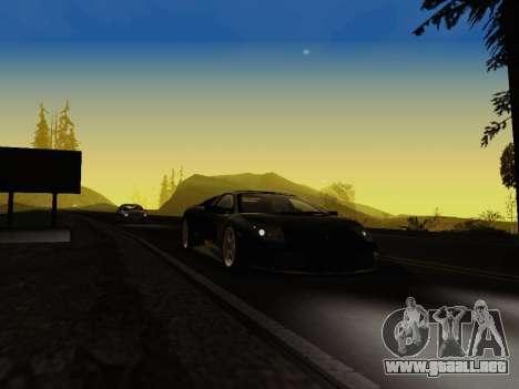 SA_RaptorX v1.0 para PC débil para GTA San Andreas novena de pantalla