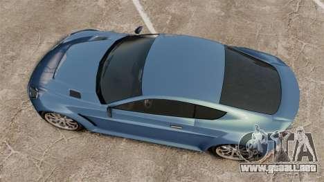 GTA V Rapid GT para GTA 4 visión correcta