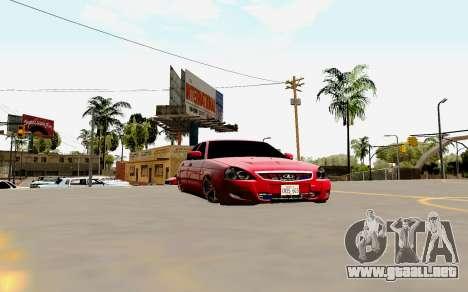 2170 Lada Priora Suite para el motor de GTA San Andreas