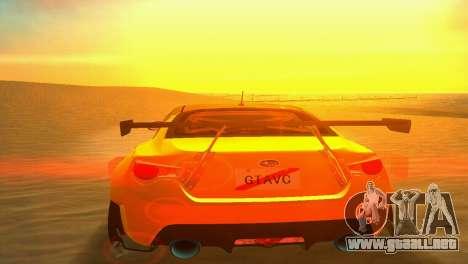 Sun effects para GTA Vice City segunda pantalla