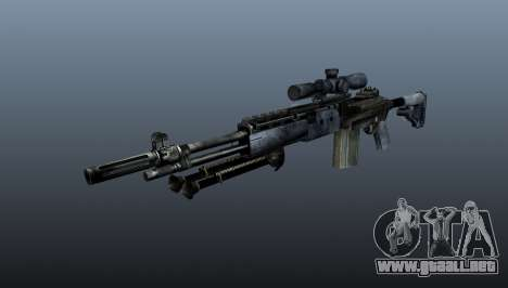 Mk14 M21 sniper rifle v2 para GTA 4