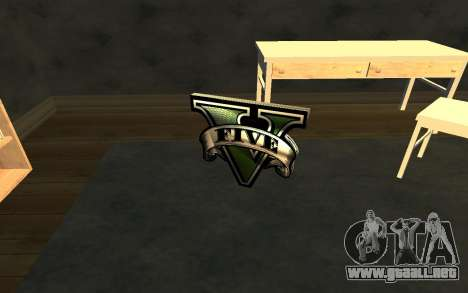 GTA V Save Icon para GTA San Andreas segunda pantalla