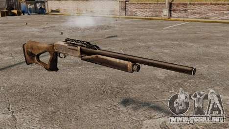 Escopeta E870 para GTA 4