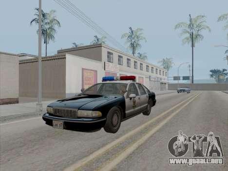 Chevrolet Caprice LAPD 1991 [V2] para GTA San Andreas