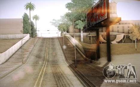 No traffic para GTA San Andreas tercera pantalla