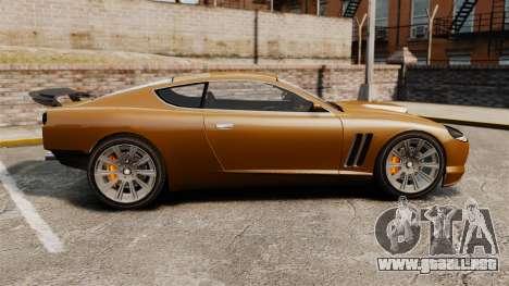 Super GT Ultra para GTA 4 left