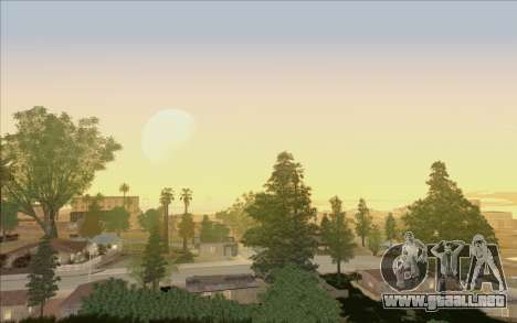 Behind Space Of Realities - Cursed Memories para GTA San Andreas