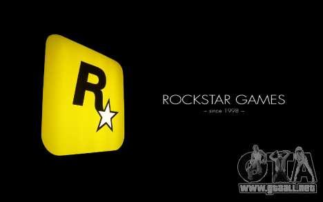 GTA V to SA: LoadScreens para GTA San Andreas segunda pantalla
