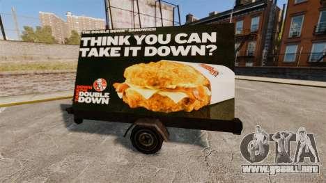Nuevas vallas publicitarias sobre ruedas para GTA 4