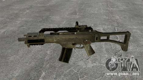 Assault Rifle G36C para GTA 4 tercera pantalla
