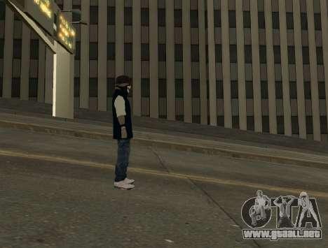 Vagos Skin Pack para GTA San Andreas sexta pantalla