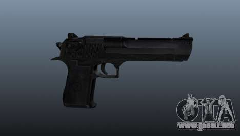 Pistola Desert Eagle para GTA 4 tercera pantalla