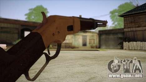 Cuntgun HD para GTA San Andreas tercera pantalla