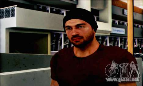 Grant Brody de Far Cry 3 para GTA San Andreas