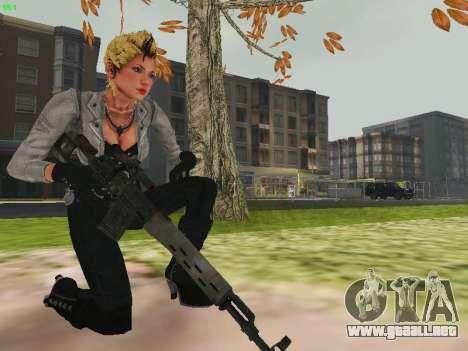 Juliet Starling para GTA San Andreas