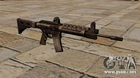 El fusil de asalto LR-300 para GTA 4