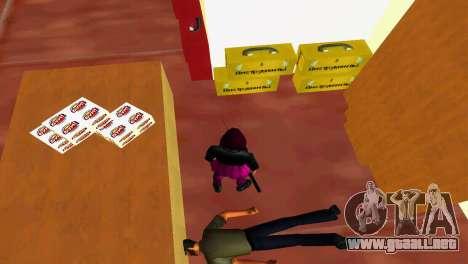 Tienda de herramientas para GTA Vice City sucesivamente de pantalla