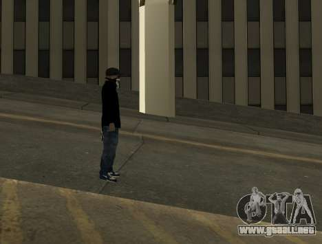 Vagos Skin Pack para GTA San Andreas quinta pantalla