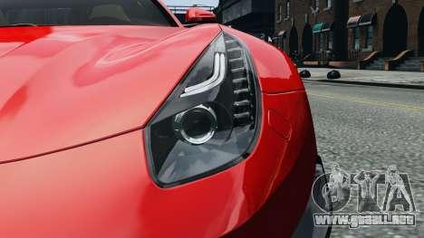 Ferrari F12 Berlinetta 2013 Modified Edition EPM para GTA 4 vista lateral