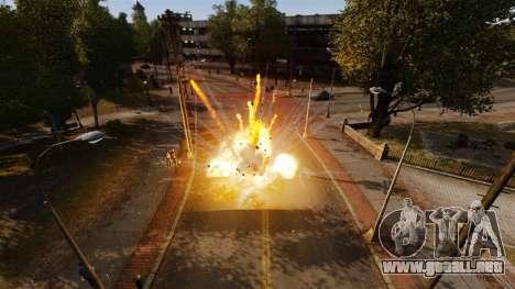 Servicios especiales Merryweather y Lester para GTA 4 décima de pantalla