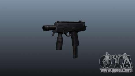Pistola automática TMP para GTA 4