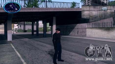 Freddy Krueger para GTA San Andreas segunda pantalla