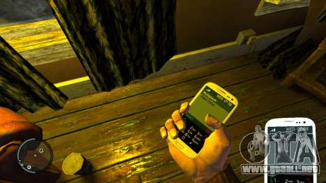 Samsung Galaxy S3 para GTA 4