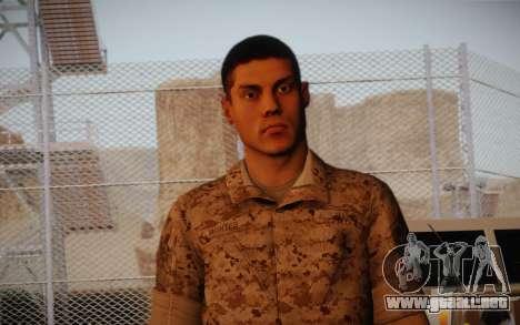 David Montes para GTA San Andreas