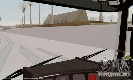 Scania P420 para GTA San Andreas