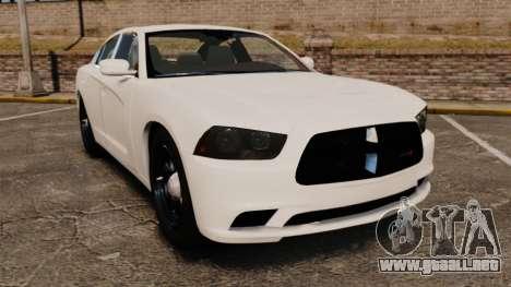 Dodge Charger 2014 para GTA 4