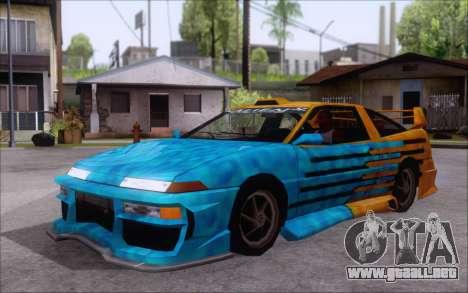 Uranus Fix para la visión correcta GTA San Andreas