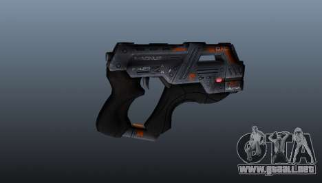 Pistola M6 Carnifex para GTA 4 tercera pantalla