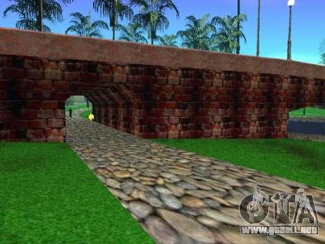 Glen Park para GTA San Andreas tercera pantalla
