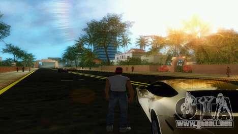 Nuevas carreteras Starfish Island para GTA Vice City sucesivamente de pantalla