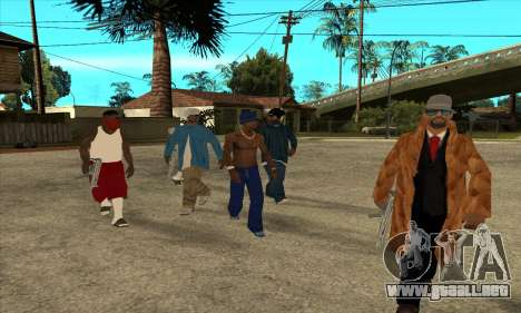 Nigga Collection para GTA San Andreas tercera pantalla