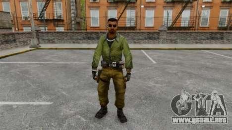 Terrorista de Oriente medio equipo Elite para GTA 4