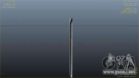 Samsung Galaxy S3 para GTA 4 séptima pantalla