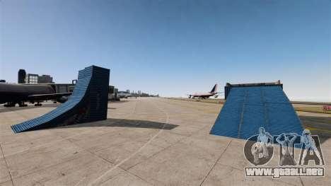 Stunt Park para GTA 4 tercera pantalla