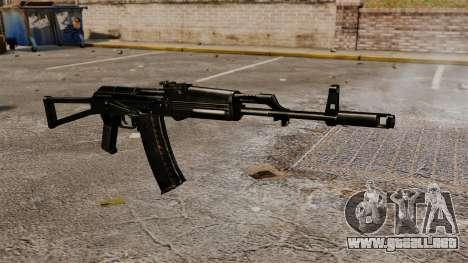 AK-47 v9 para GTA 4