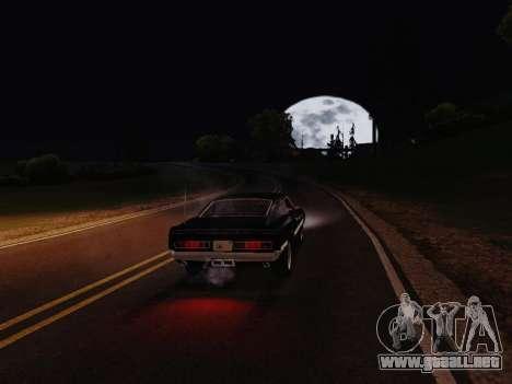 SA_RaptorX v1.0 para PC débil para GTA San Andreas séptima pantalla