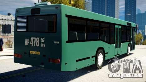 MAZ 103S para GTA 4 visión correcta