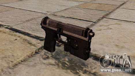 H & K MK23 Socom pistola semi-automática para GTA 4