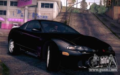 Mitsubishi Eclipse Fast and Furious para GTA San Andreas
