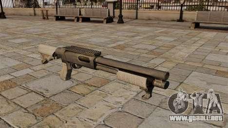Escopeta Remington 870 para GTA 4