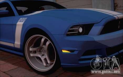 Alfa Team Wheels Pack para GTA San Andreas sexta pantalla