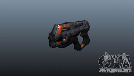 Pistola M6 Carnifex para GTA 4