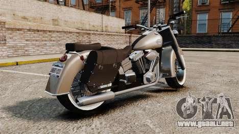 Custom Bobber v2 para GTA 4 left